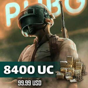 خرید 8400 یوسی پابجی موبایل ارزان